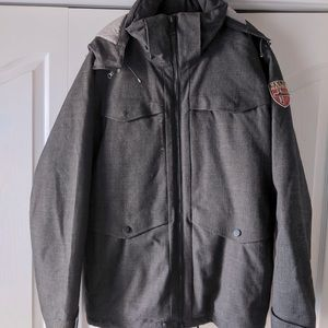 Helly Hansen Arctic Chill H2Flow Parka, size large